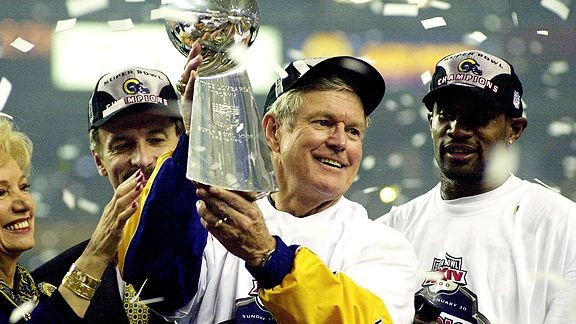Dick Vermeil. - IMAGE VIA