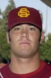 Reyes as a USC pitcher