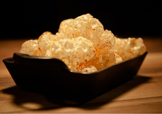 PIG POPCORN AT TASTE BAR | TUAN LEE