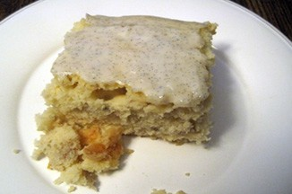 Mmmm...little flecks of kitchen cred. - KRISTIE MCCLANAHAN
