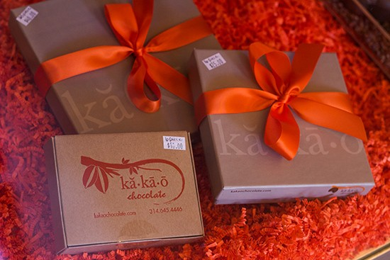 Gift boxes available.