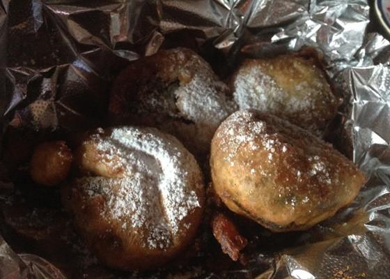 Deep-fried Oreos. | Nancy Stiles