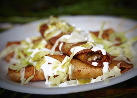 Eats from last year's Greater St. Louis Hispanic Festival.   Steve Truesdell