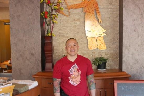 Qui Tran, chef of Mai Lee | Ian Froeb