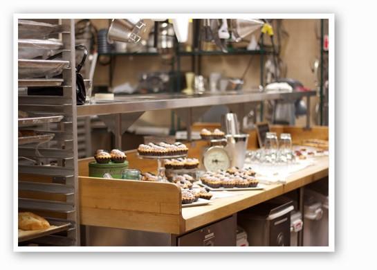 The pastry room smells like heaven. | Nancy Stiles