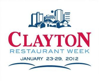 SCREENSHOT: WWW.CLAYTONRESTAURANTWEEK.NET