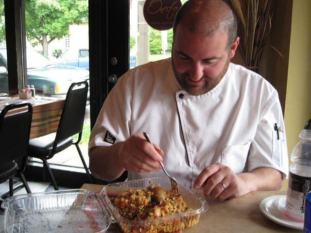 Vito Racanelli of Onesto Pizza and Trattoria - ROBIN WHEELER