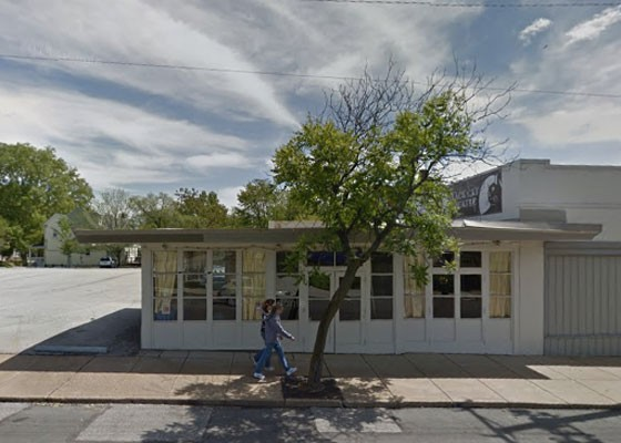 The former Black Cat space.   Google Street View