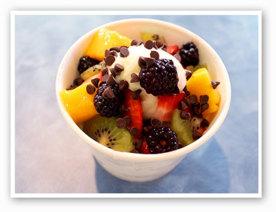 Get some free frozen yogurt this weekend! | Mabel Suen