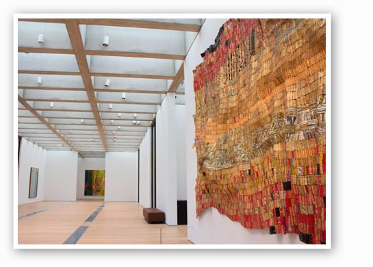 A sneak peek of the East Building gallery | Mabel Suen