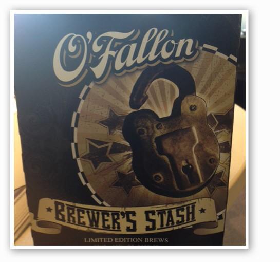 Brewer's stash, baby.   Nancy Stiles
