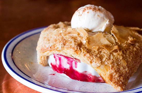 Cleveland-Heath's Old Fashioned Cherry Pie. - PHOTOS BY MABEL SUEN
