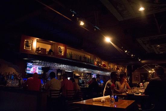 The bar's open until 1:30 a.m. | Mabel Suen
