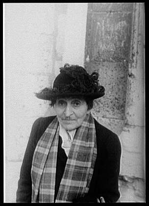 Alice B. Toklas wants you to enjoy 4/20 the old fashioned way. - WIKIMEDIA COMMONS