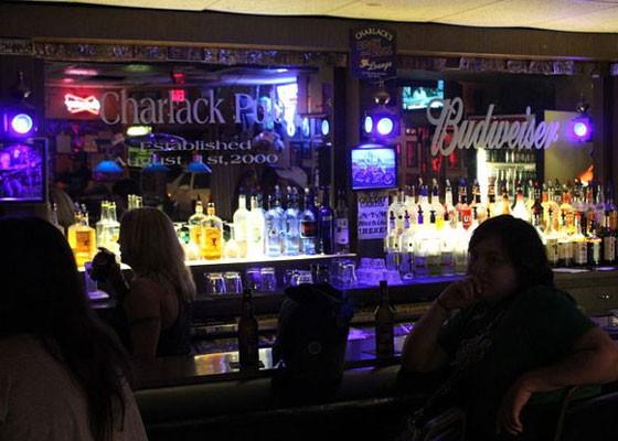 Inside Charlack Pub. | Daniel Hill