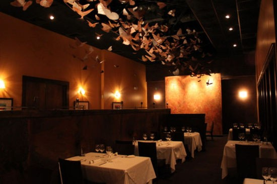 The dining room of Monarch - DIANA BENANTI