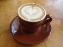No love with this latte. - WIKIMEDIA COMMONS