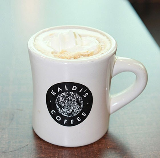Kaldi's maple pumpkin latte.   Zoe Klein