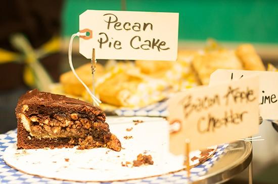 Pie cake!
