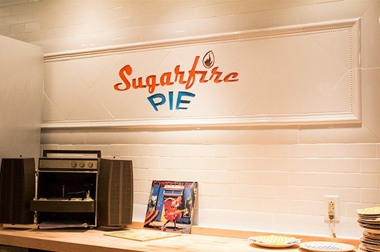 The sounds of Sugarfire Pie.