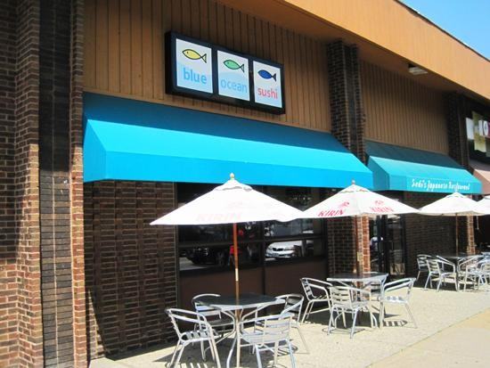 Seki in the Delmar Loop is now the second Blue Ocean Sushi. - IAN FROEB