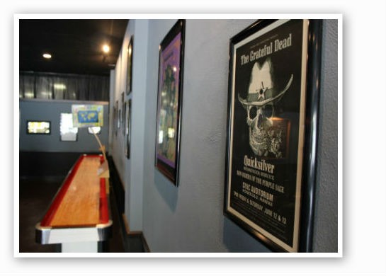 Shuffleboard and Rock n' Roll. | Pat Kohm