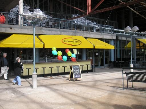 Beechwood Bistro by Sage fell victim to the Union Station curse. - IAN FROEB
