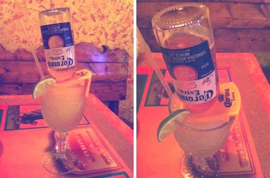 CervezaRita at El Maguey. - LIZ MILLER