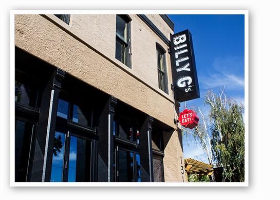 Billt G's in Kirkwood. | Mabel Suen