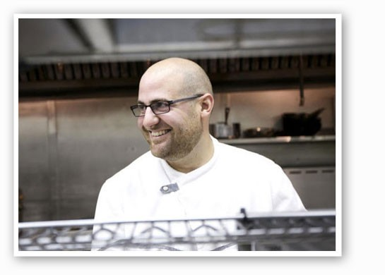 Check out Mad Tomato's Vito Racanelli Jr. at the Chef Battle Royale. | Jennifer Silverberg