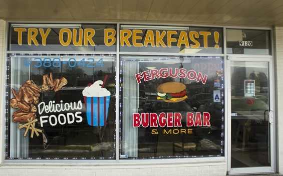 Ferguson Burger Bar and More. | Mabel Suen