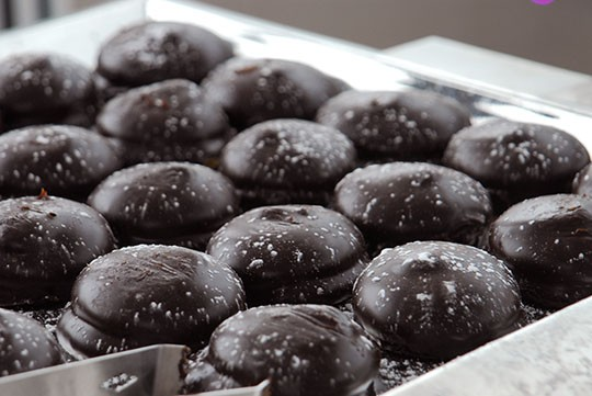 Homemade moon pies | Kaitlin Steinberg