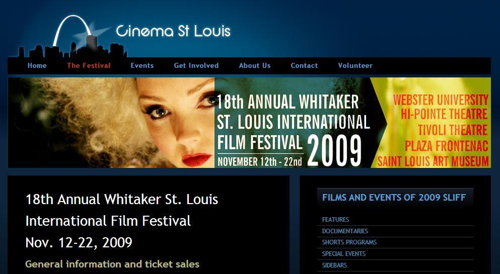 SCREENSHOT: WWW.CINEMASTLOUIS.ORG