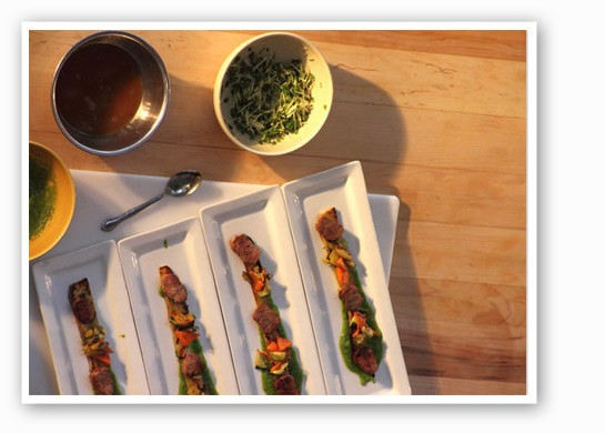 Taste of St. Louis' Chef Battle Royale   Kayci Merritte