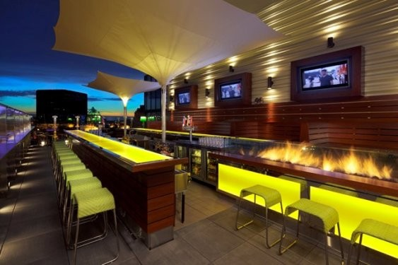 The Best Rooftop Patios In St Louis Including Cielo Three Sixty - Rooftop patios