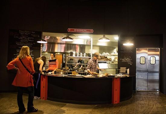 Order food here.