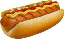 Hot dogs and profit-driven, company-sponsored surveys: The American way, thank you.
