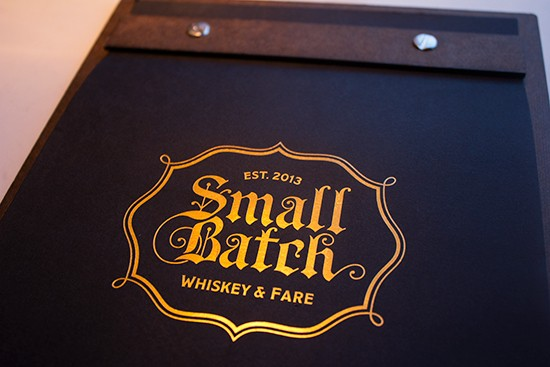 The Small Batch logo.
