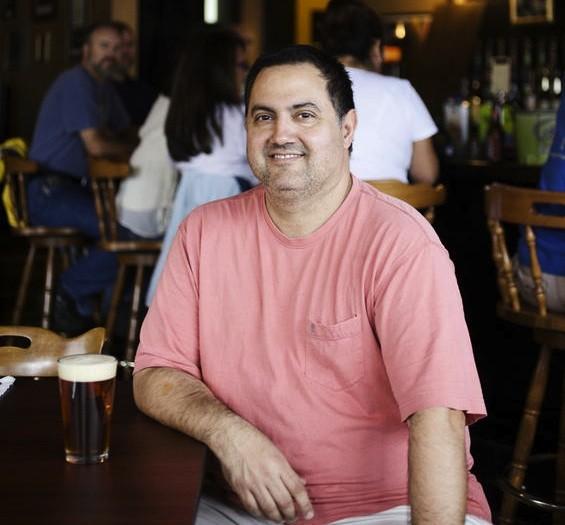 Riverbend Restaurant & Bar owner Sam Kogos - JENNIFER SILVERBERG