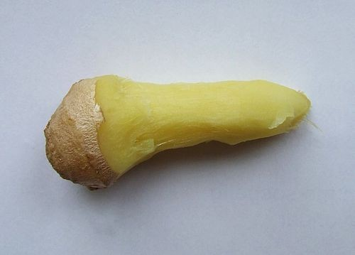 Ginger's good for what ails ya. - WIKIMEDIA COMMONS