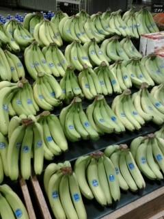 Bananas at the Hampton Village Schnucks on Jan. 31. - KATE STEWART