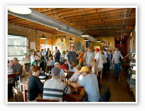 Urban Chestnut tasting room | Image Via