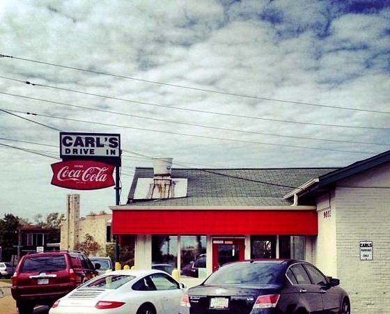 CARL'S DRIVE-IN | RFT PHOTO