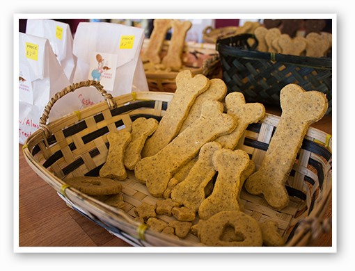 In-house dog treats for your pup | Mabel Suen