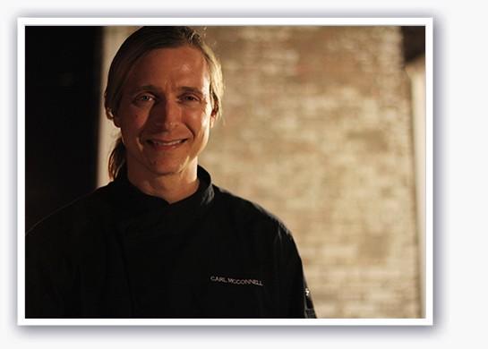 Chef Carl McConnell | Mabel Suen