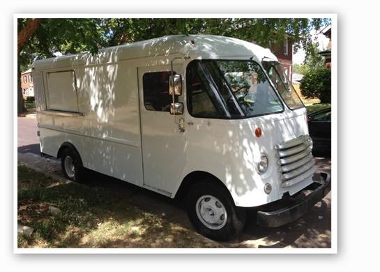 Clyde puts the van in Vincent Van Doughnuts.   Brian Marsden