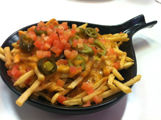 Steak 'n Shake Late-Night Menu Nacho Fries. - LIZ MILLER