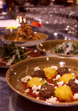 Small plates at Basso. - LIZ MILLER