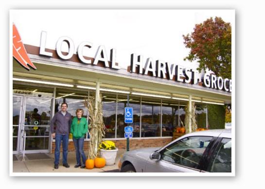 Local Harvest in Kirkwood was only open for ten months.   Liz Miller
