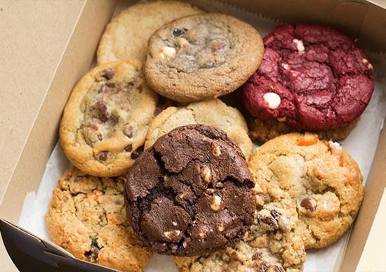 Cookies .... yum. - MABEL SUEN